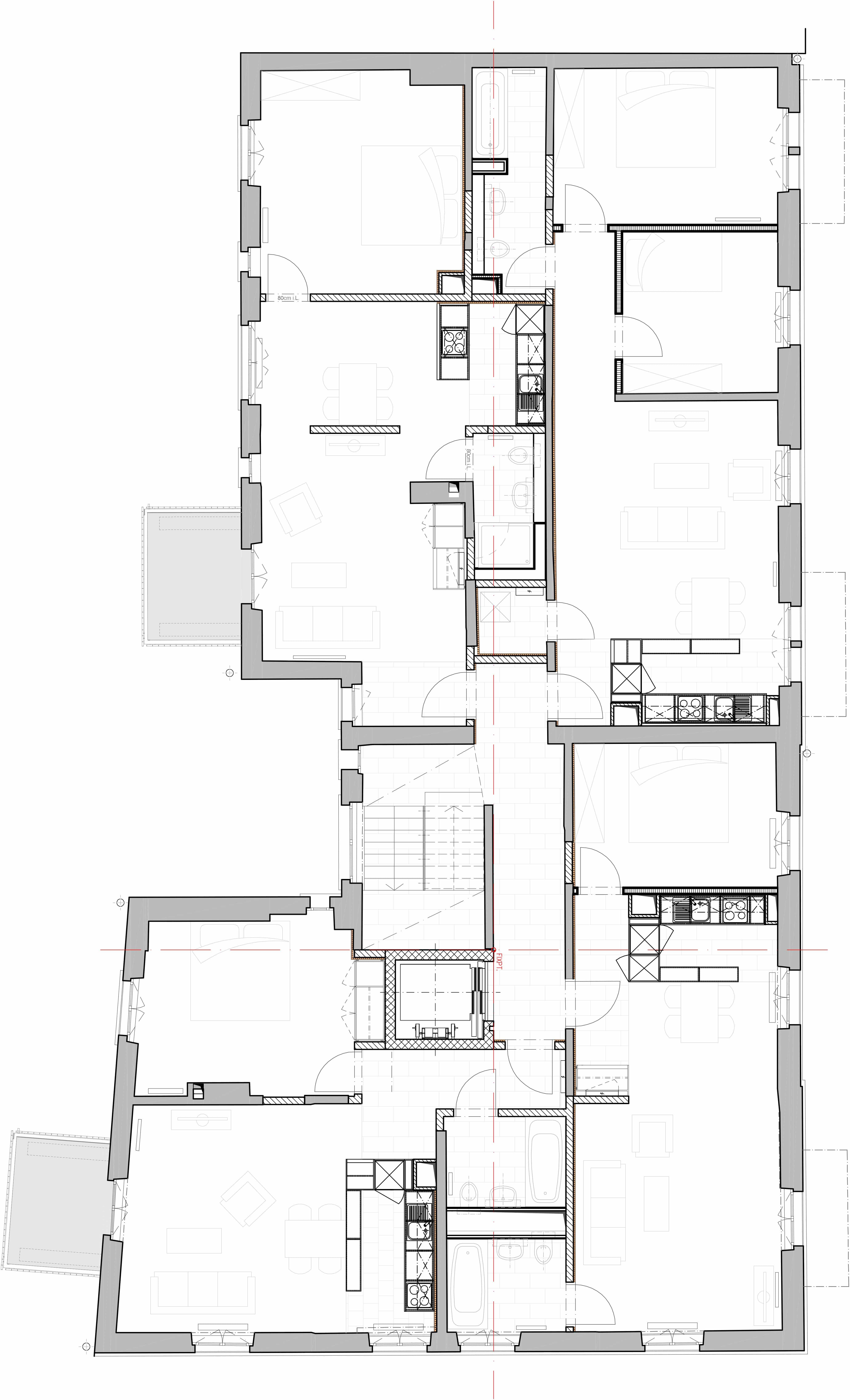 MFH Breitensteinstrasse Plan