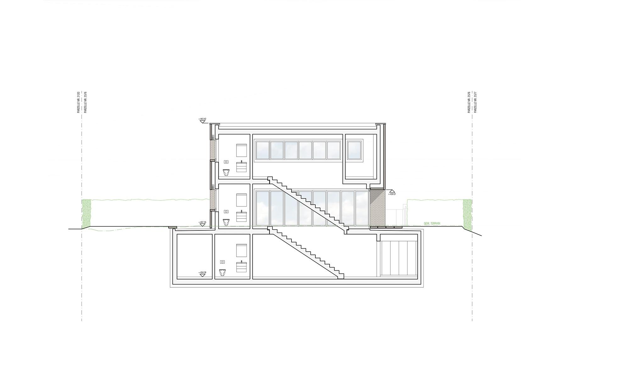 Inter Concept – Schnitt A