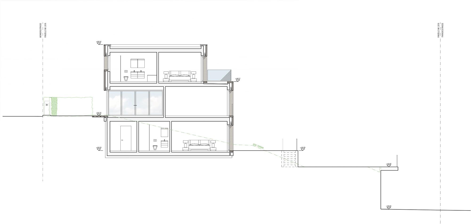 Inter Concept – Schnitt C