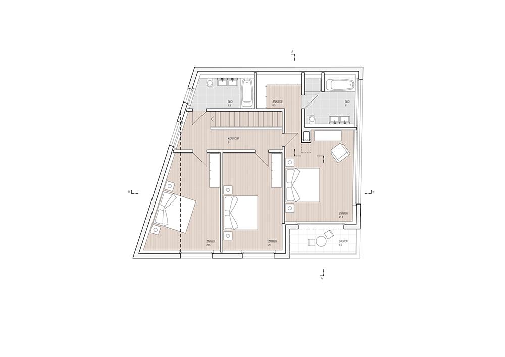 Inter Concept – Grundriss DG