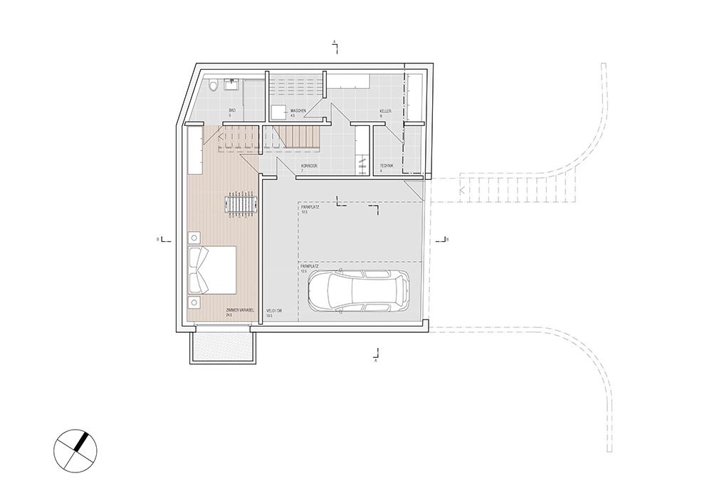 Inter Concept – Grundriss UG