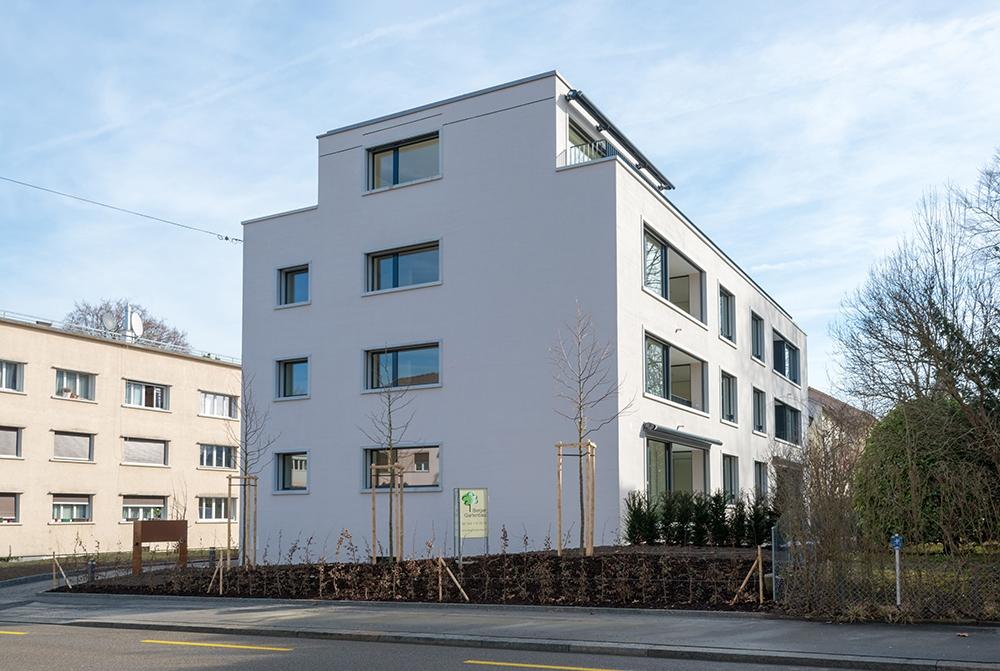 Inter Concept – MFH Wollishofen 4