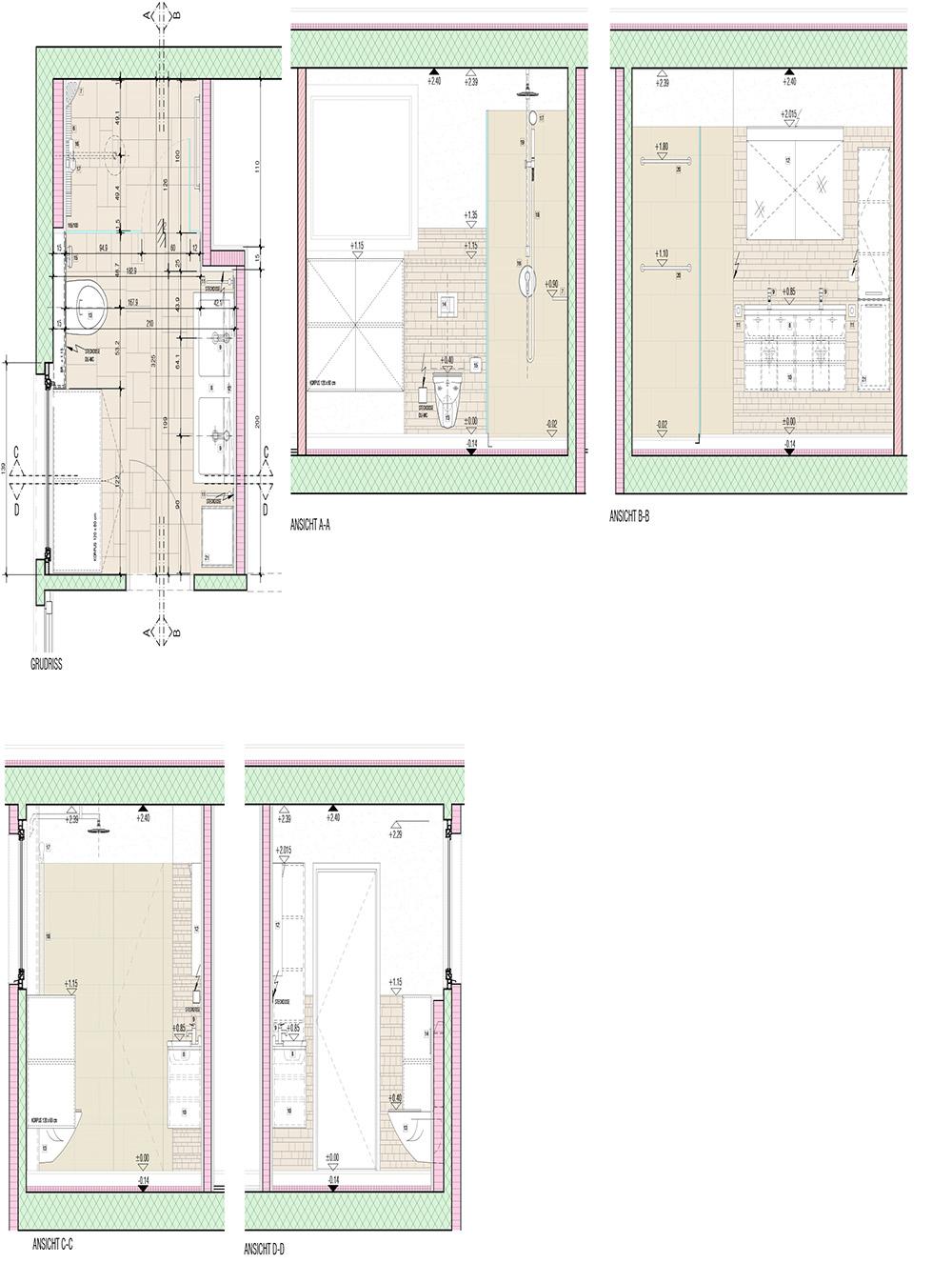 Plan für Projekt Wettswil